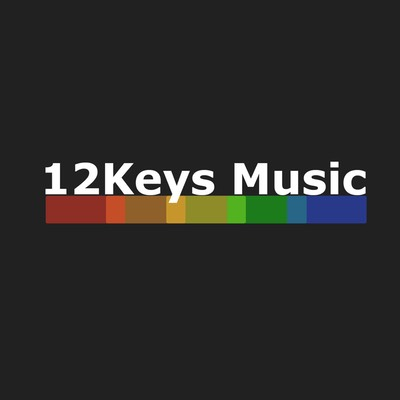 Logo 12Keys Music V2